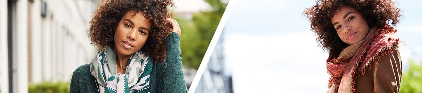Modische Schals für Frauen