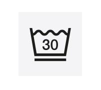 schonwaschgang: 30 Grad