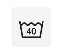waschen: 40 Grad