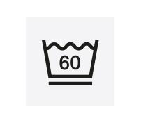 schonwaschgang: 60 Grad