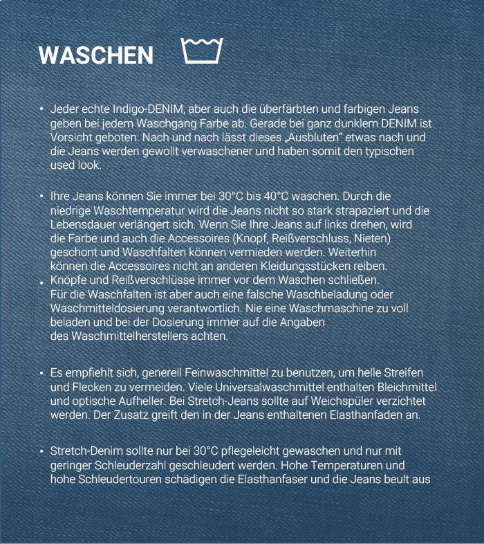 pflegetipps: waschen
